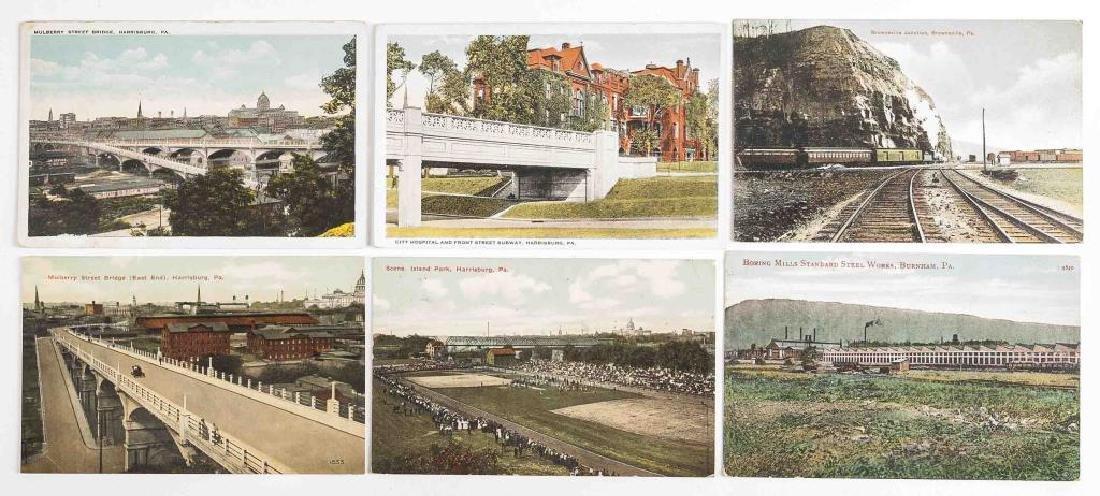 35 Vintage Pennsylvania Postcards - 6