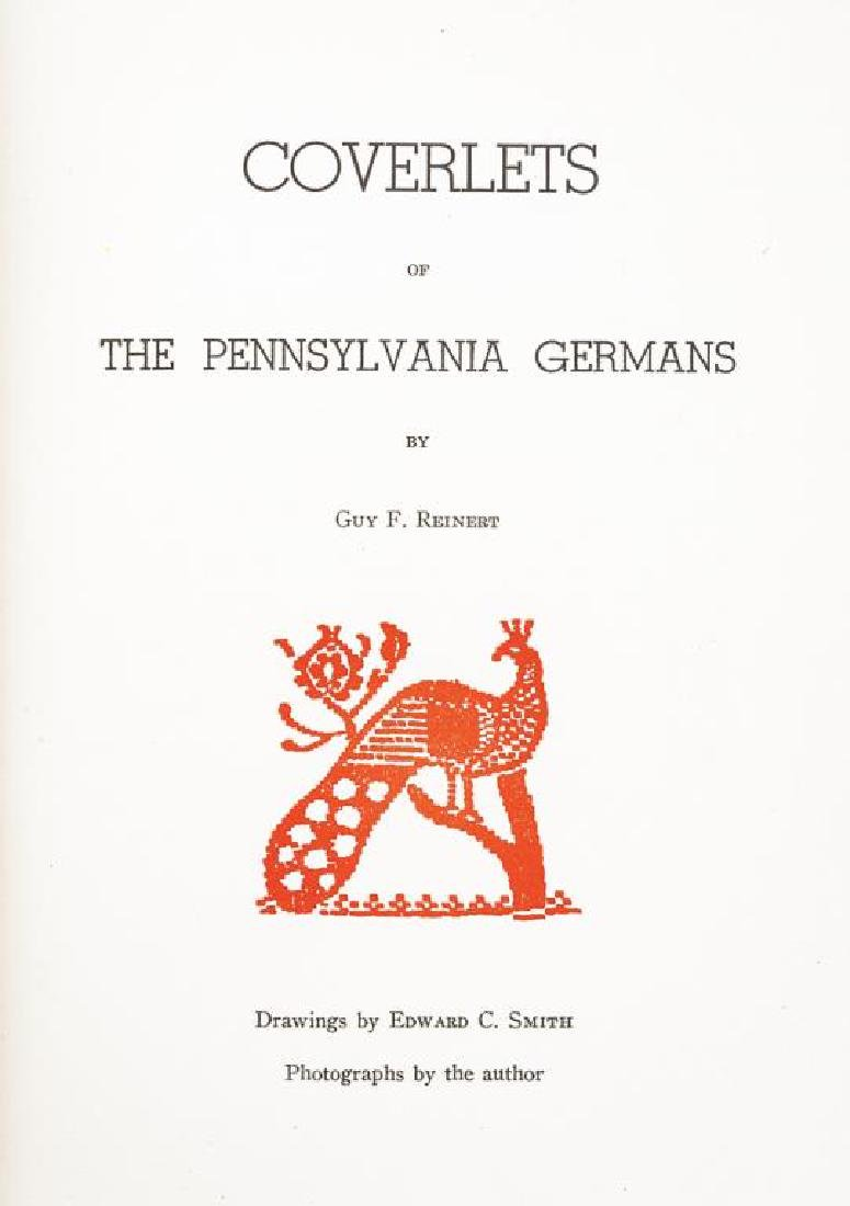 31 Books on Pennsylvania German Folklore & Art - 10