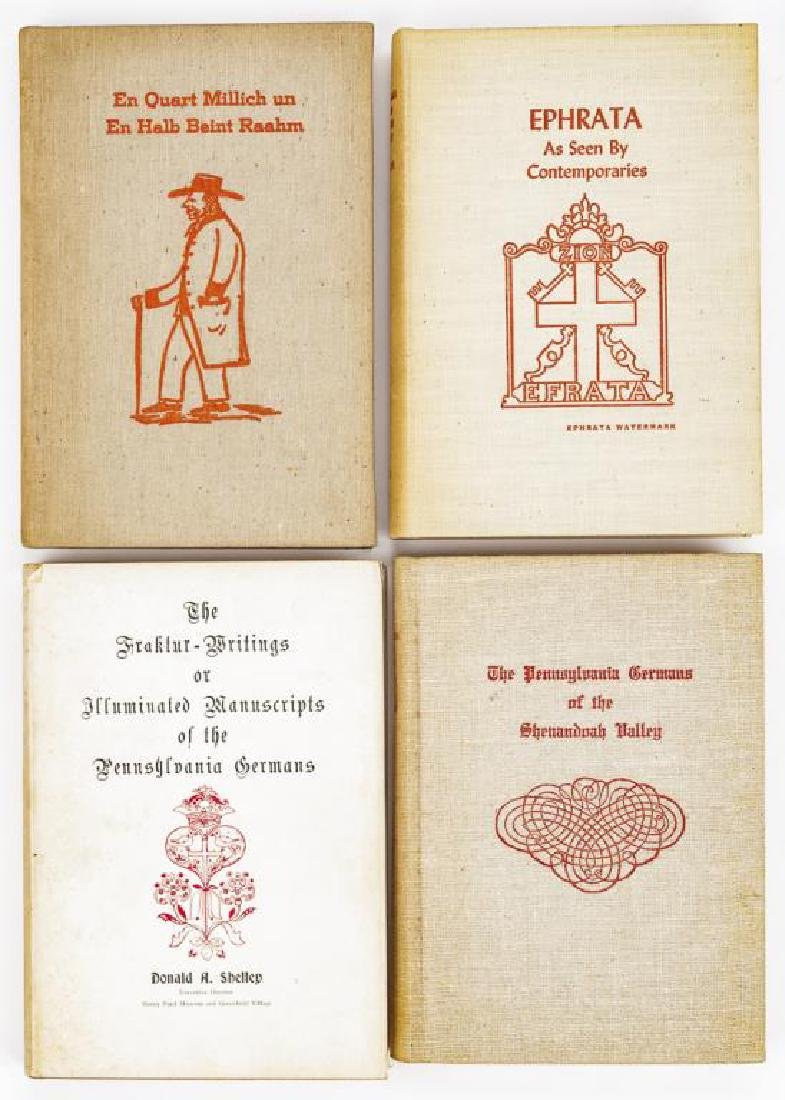 31 Books on Pennsylvania German Folklore & Art - 5