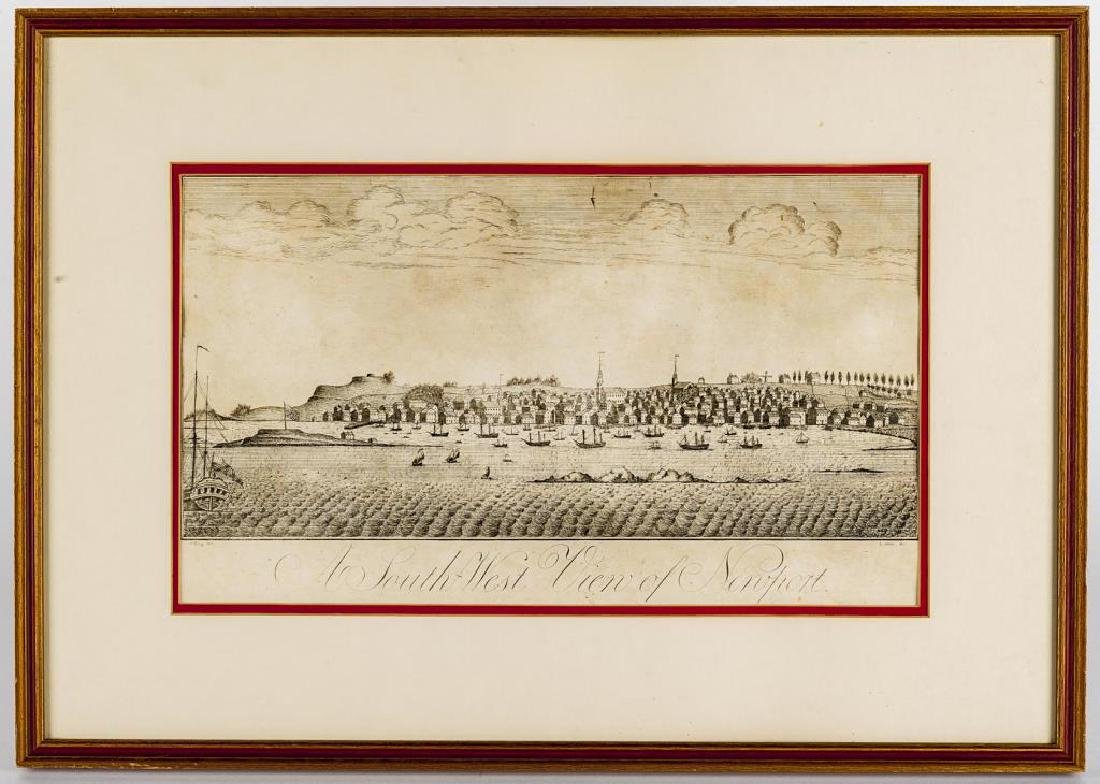 Samuel King (Rhode Island, 1749 - 1819) - 2