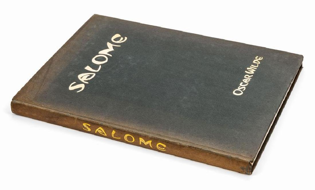 Salome by Oscar Wilde Signed by John Vasso - 2