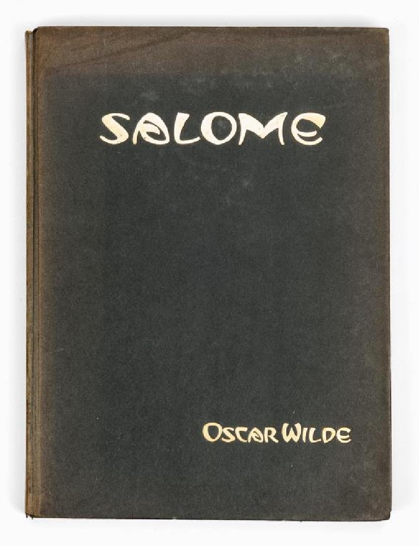 Salome by Oscar Wilde Signed by John Vasso - 3