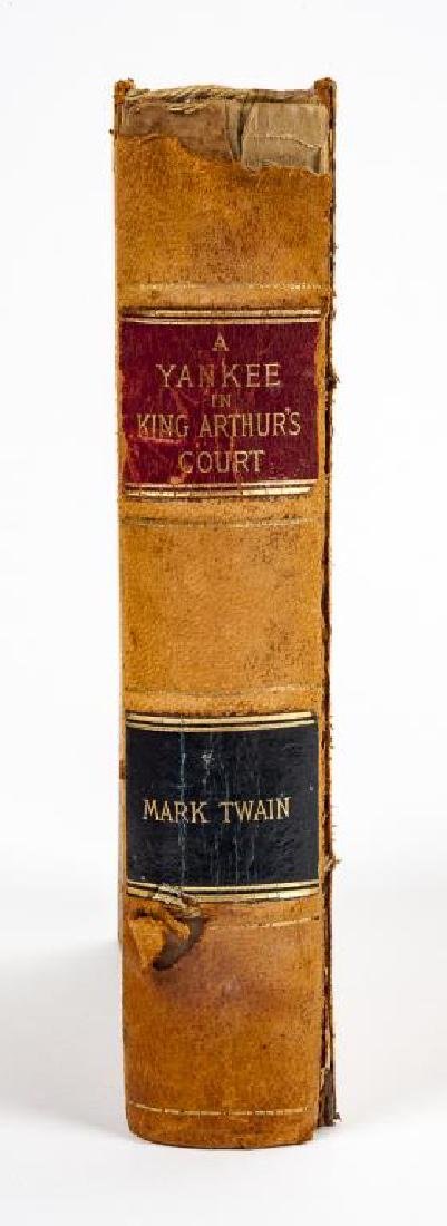 A Connecticut Yankee in King Arthur's Court 1st Ed