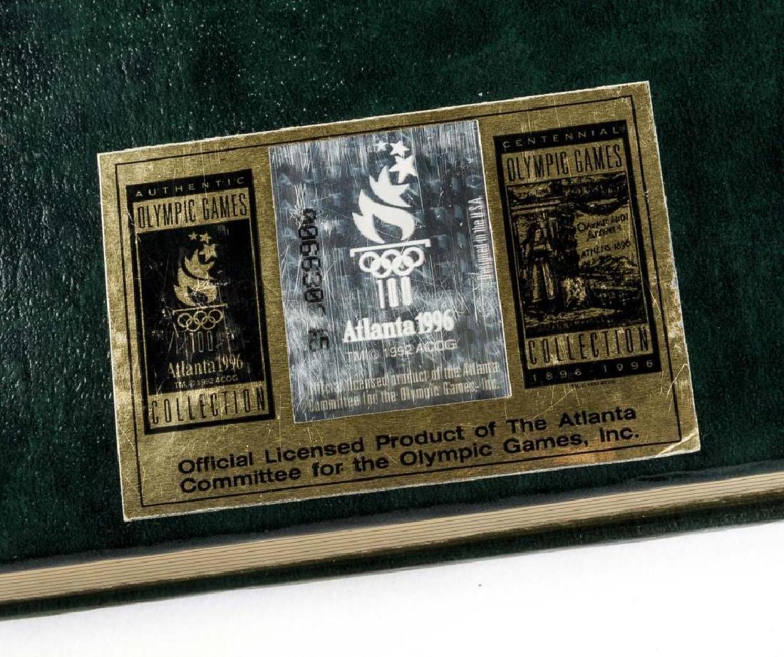 Limited Edition Atlanta 1996 Olympic Games Zippos - 5