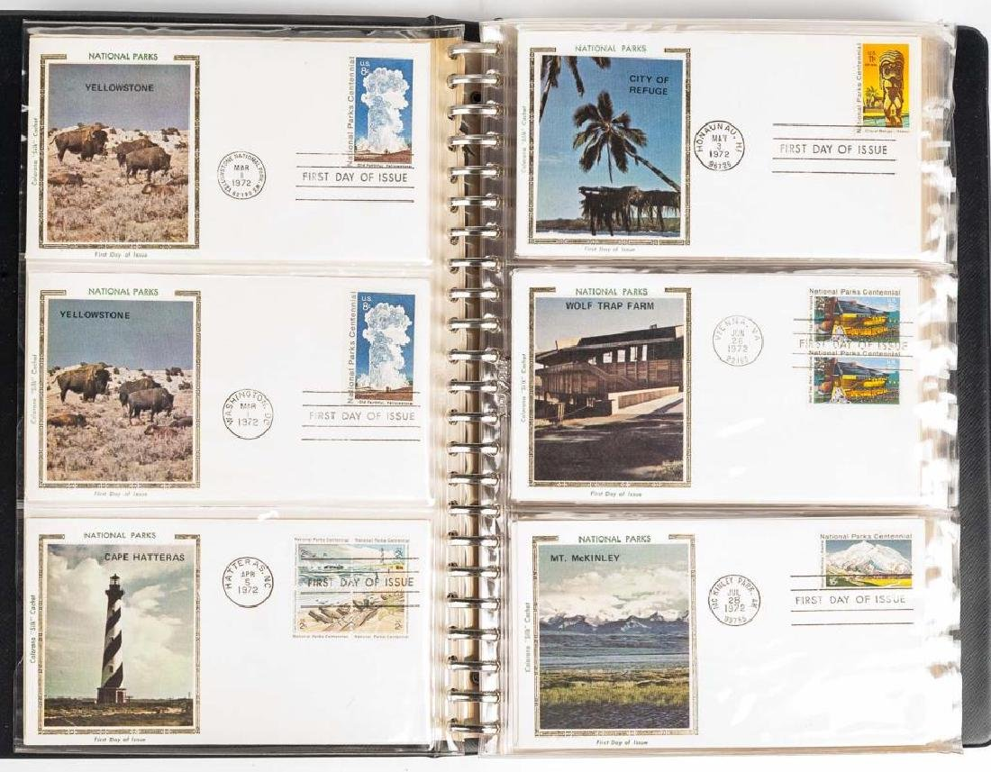 U.S. First Day Cover Collection 1972-1989 - 4