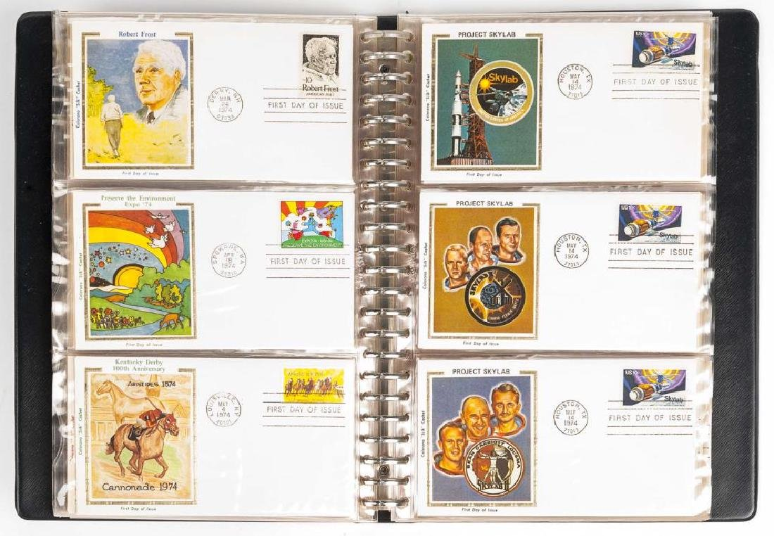 U.S. First Day Cover Collection 1972-1989 - 5