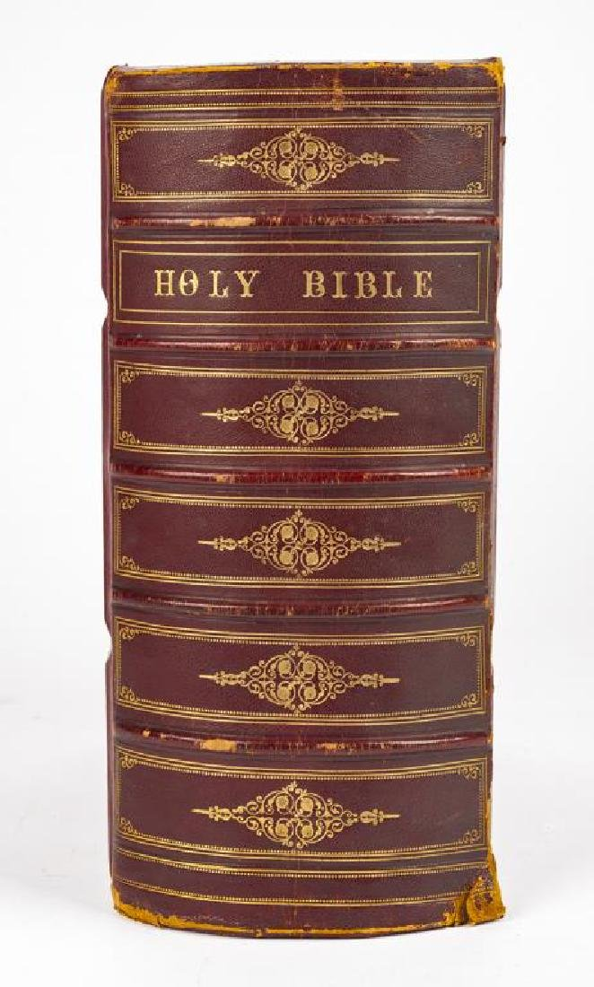 Devotional Family Bible by Alexander Fletcher - 2
