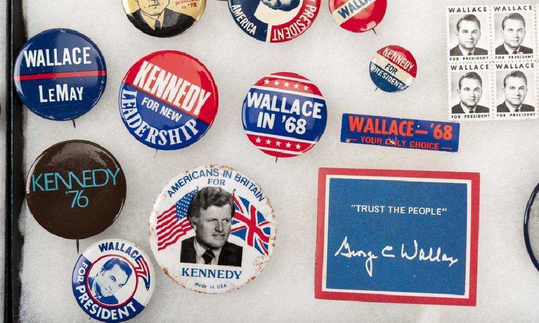 93 Political Pinbacks Incl Taft, Coolidge, Harding - 4
