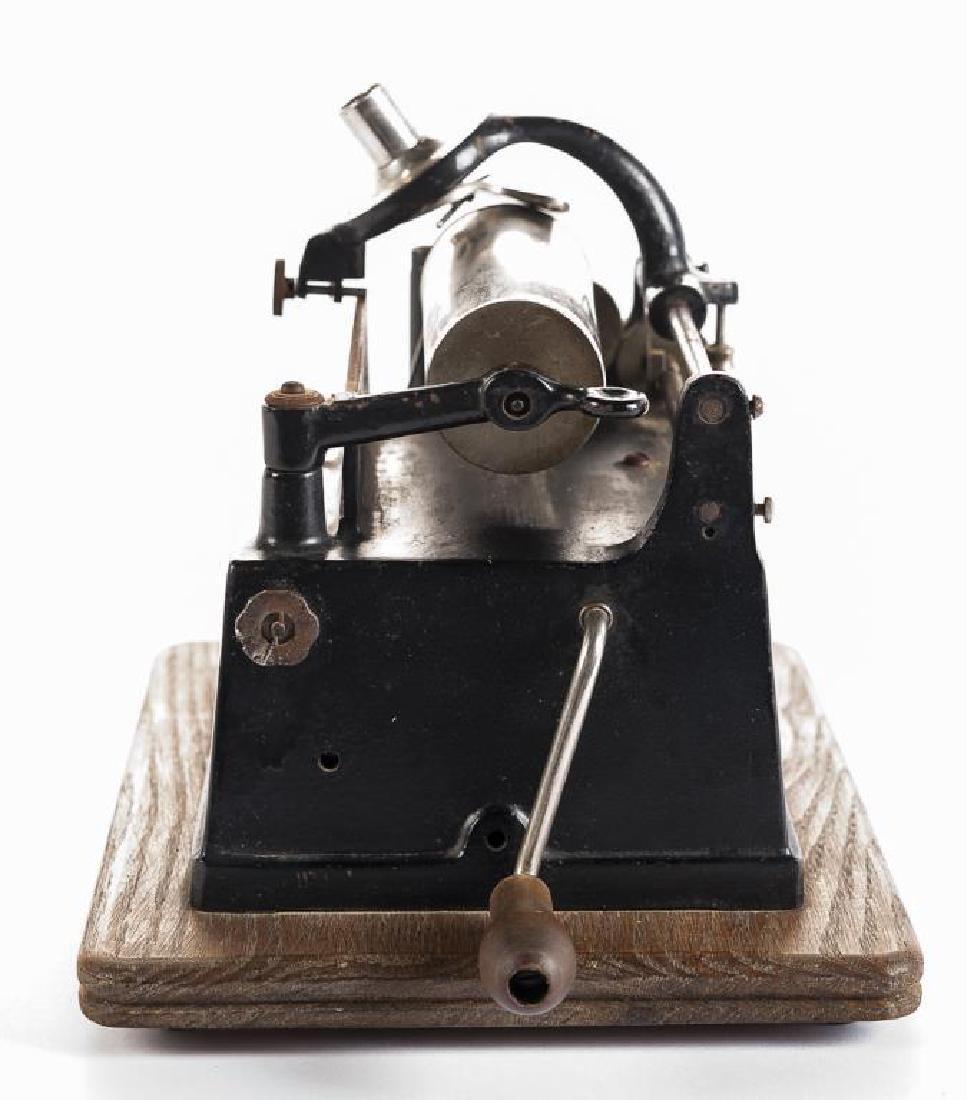 Antique Edison Gem Model B Wind Up Phonograph - 3