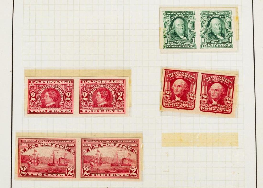 US Stamps Early 20th Century Commemoratives - 2