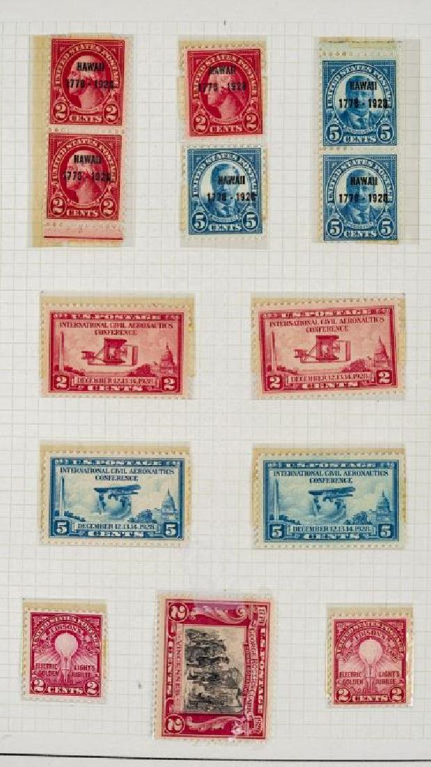 US Stamps Early 20th Century Commemoratives - 3