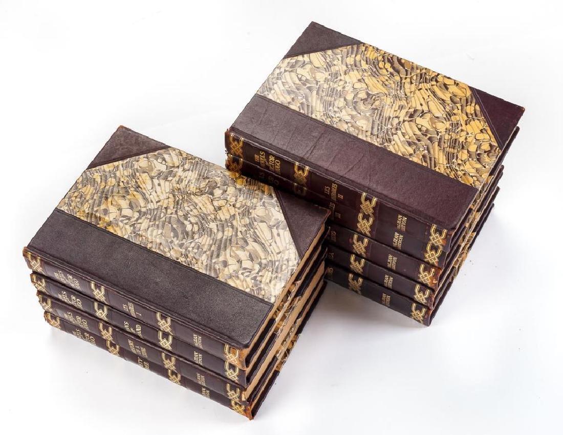 9 Vols. The Novels of Victor Hugo - 2