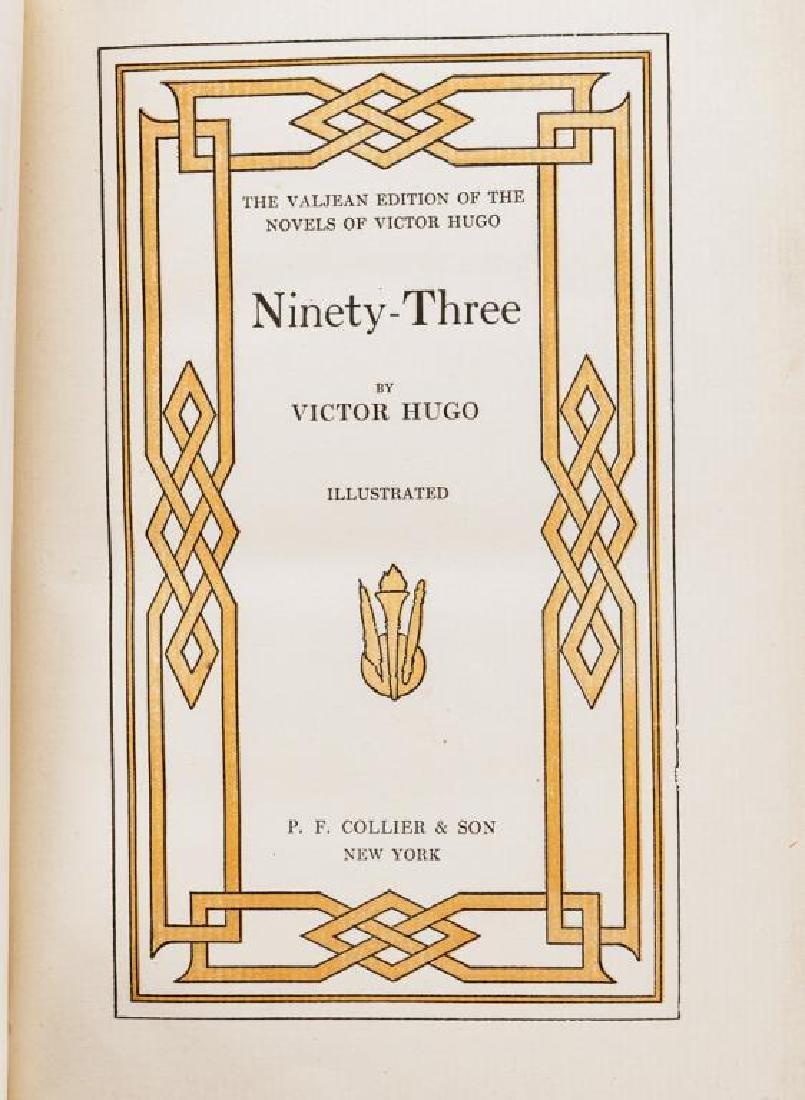 9 Vols. The Novels of Victor Hugo - 6