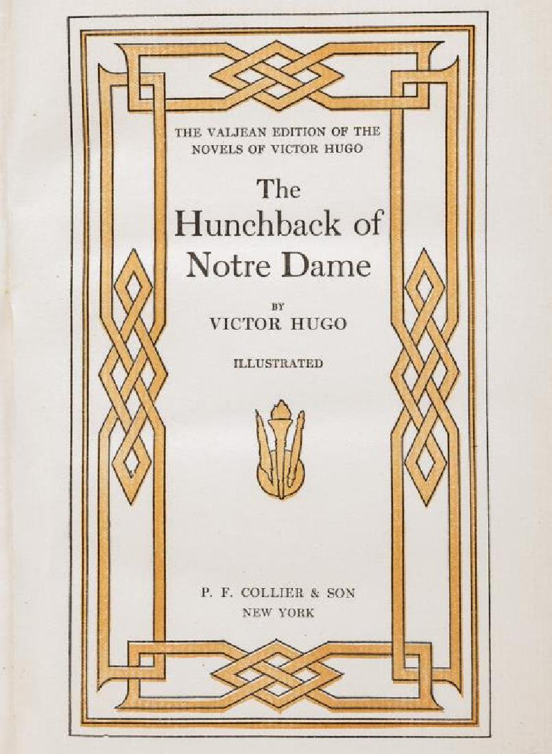 9 Vols. The Novels of Victor Hugo - 7