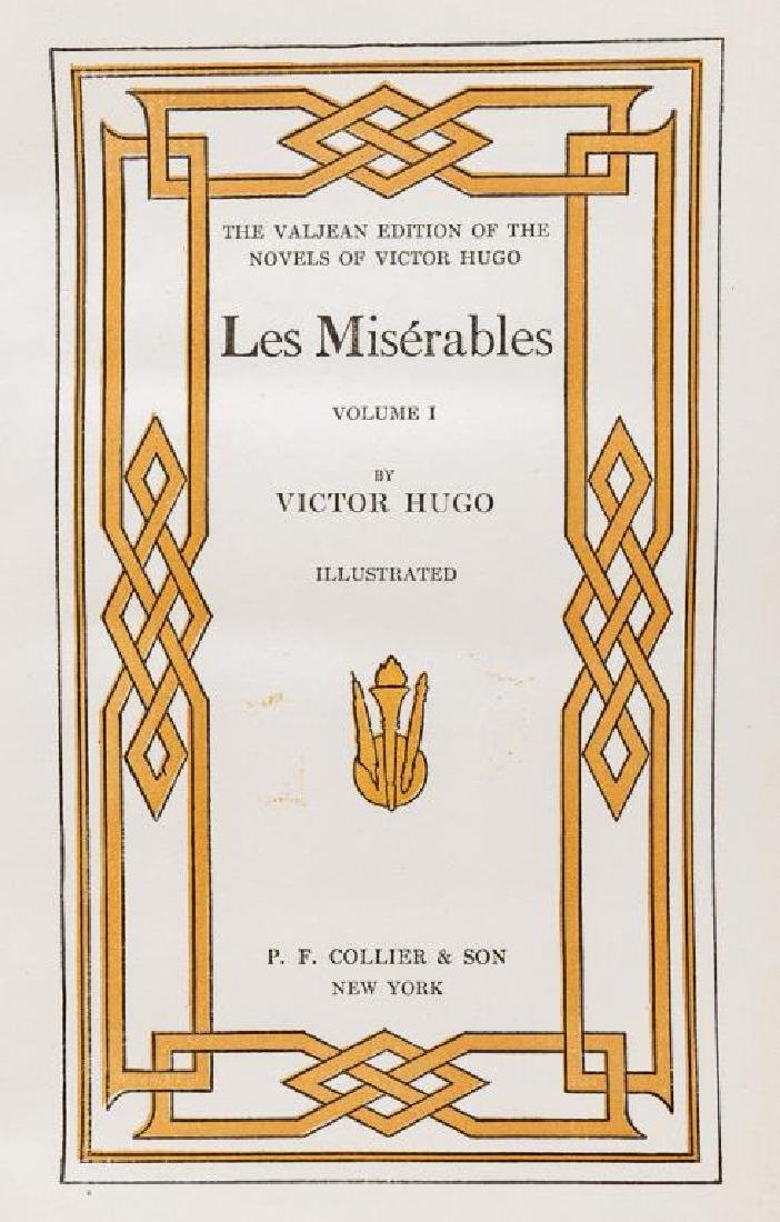 9 Vols. The Novels of Victor Hugo - 8