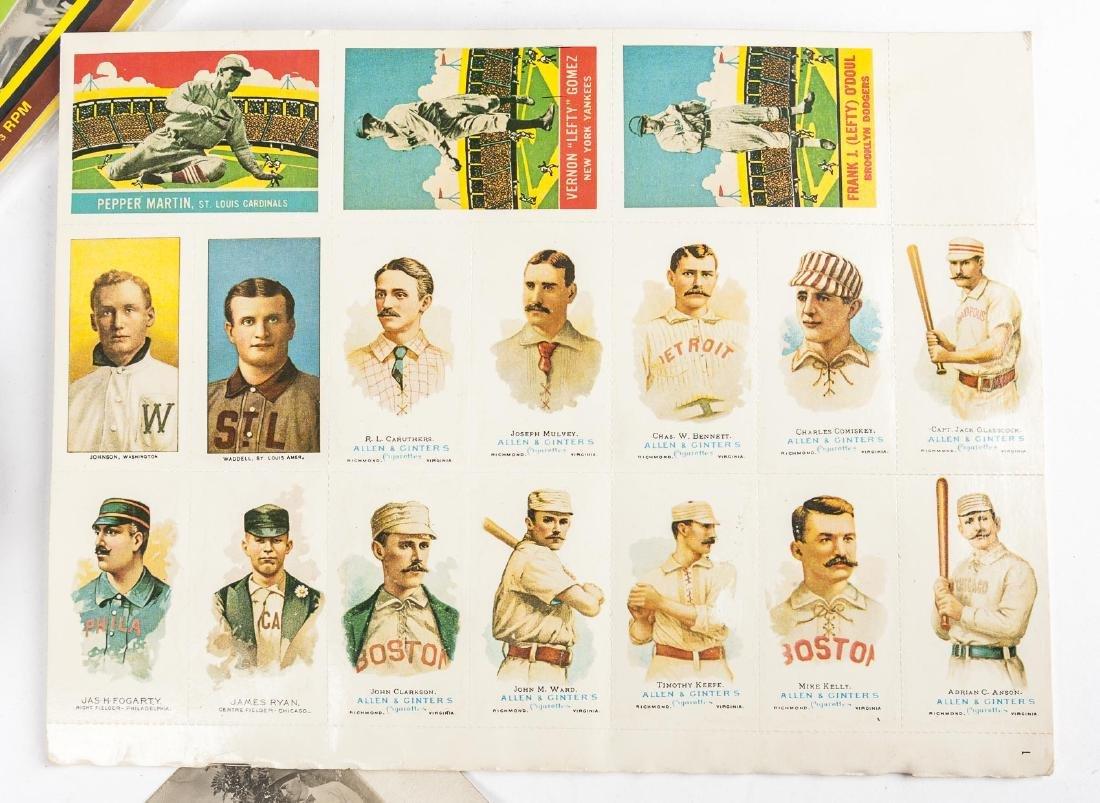 17 Pcs Baseball Sports Memorabilia - 4