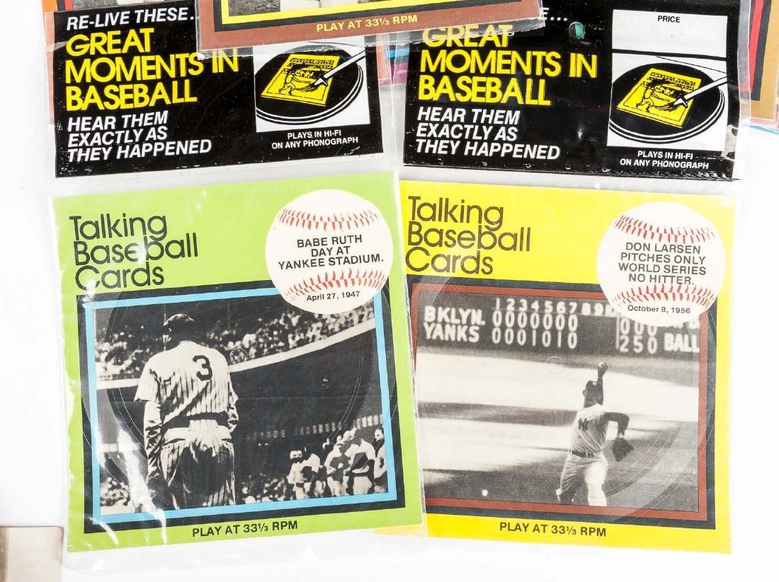 17 Pcs Baseball Sports Memorabilia - 5