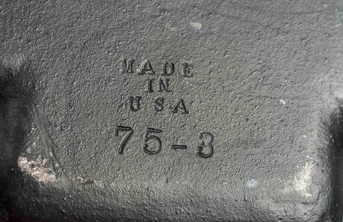 "Grey Iron Casting Co. ""Spark"" Stove Ashtray - 5"