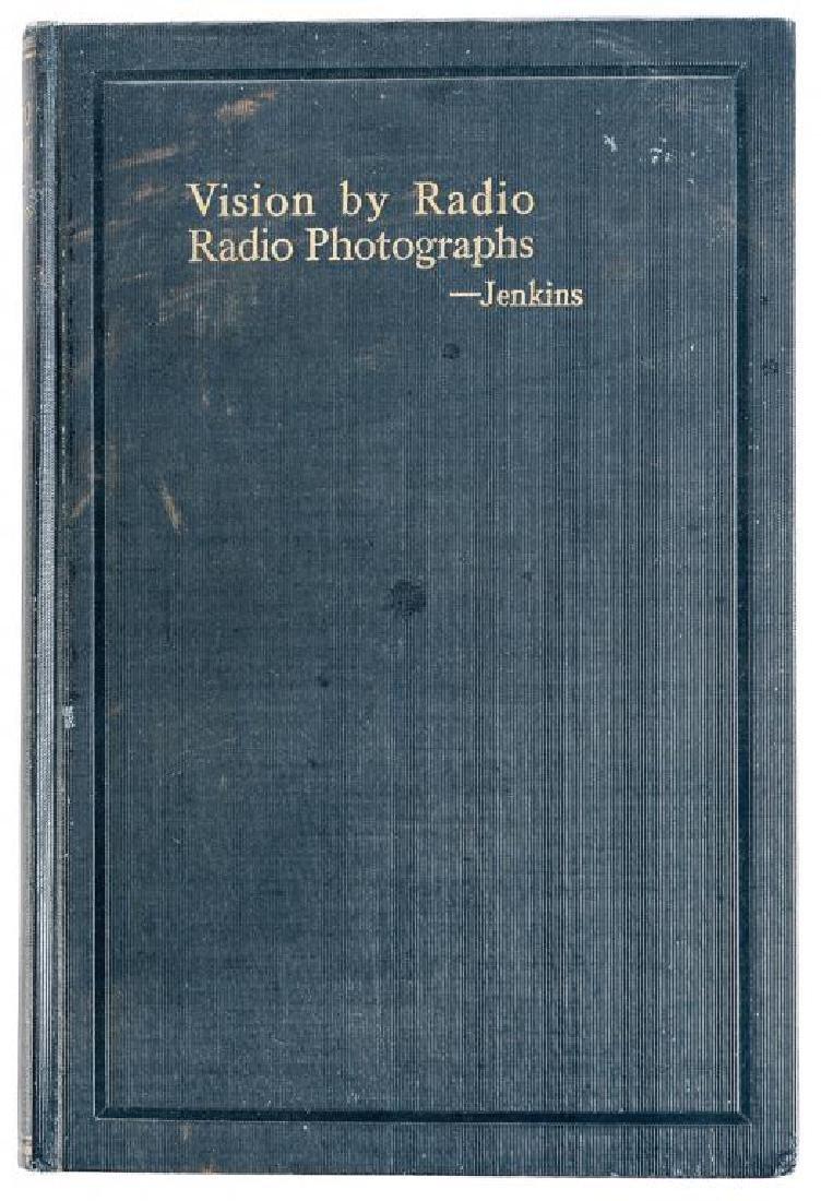 Vision by Radio; Radio Photographs by C.F. Jenkins - 4