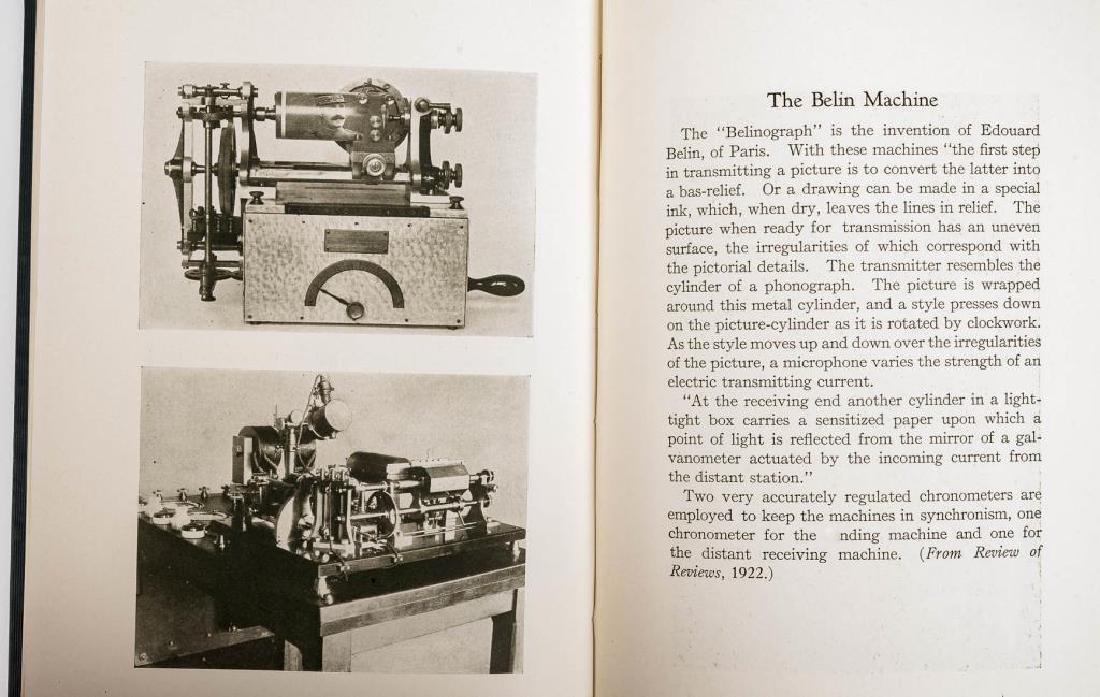 Vision by Radio; Radio Photographs by C.F. Jenkins - 5