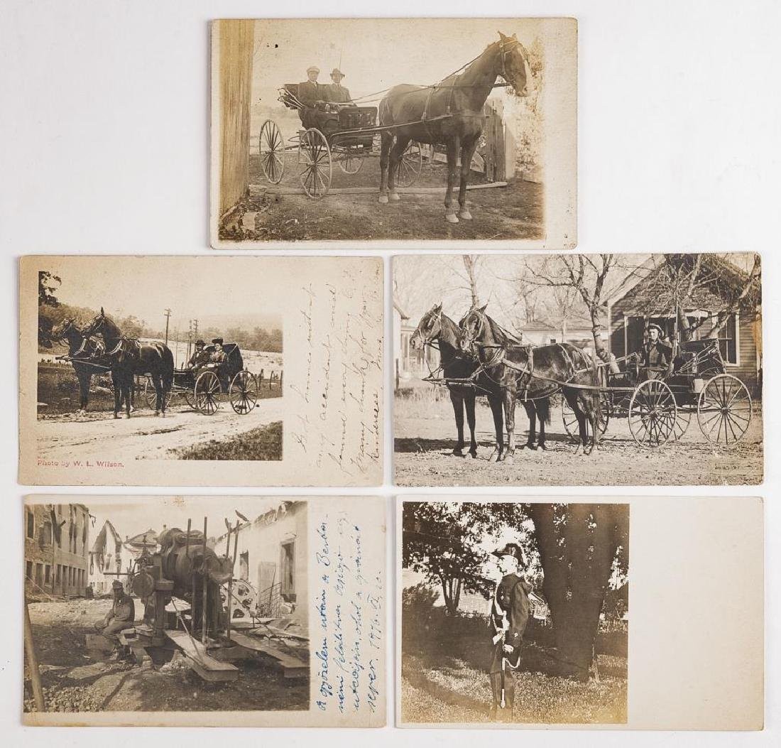 15 Vintage Postcards Incl Occupations - 2