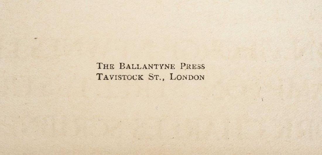 2 Books Incl Arthur Rackham's Book of Pictures - 10