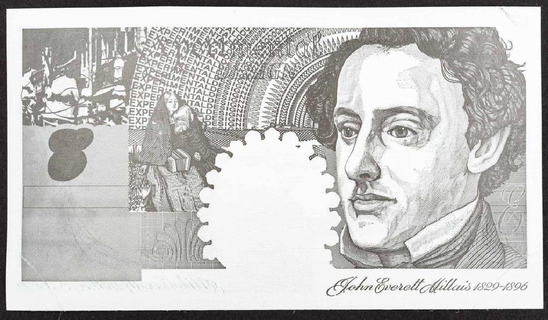 28 Experimental Design Banknote Specimens - 2