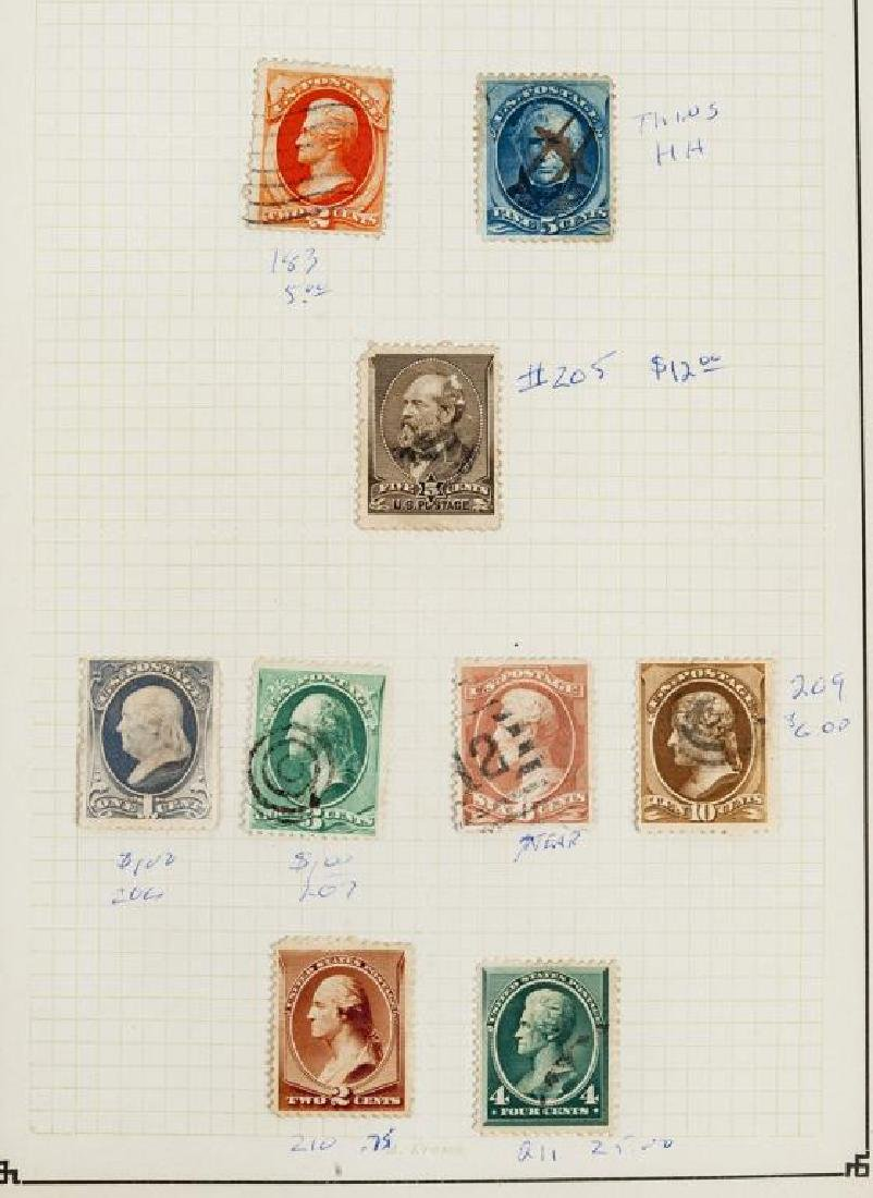 US Stamps American Banknote Issues 1870-1888 - 5