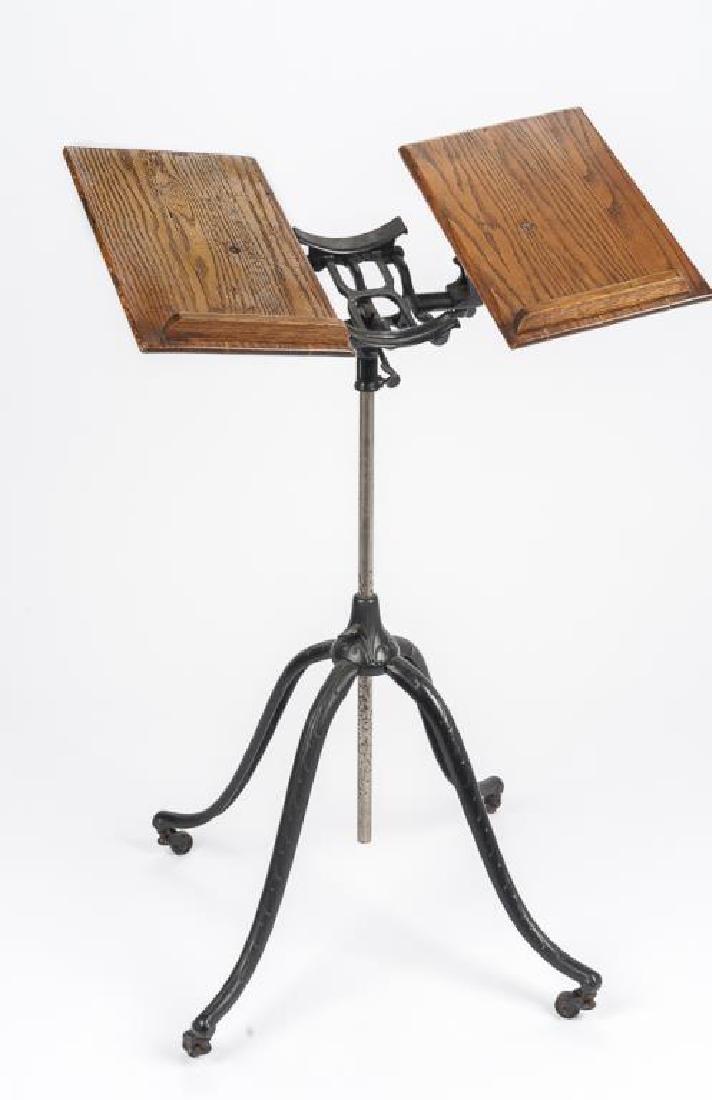 Victorian Adjustable Book Stand