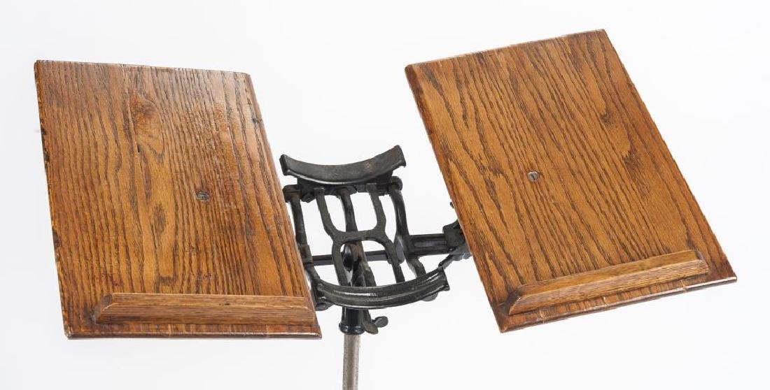 Victorian Adjustable Book Stand - 3