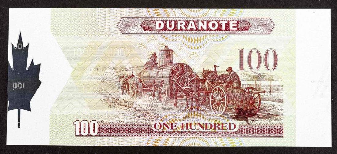 23 Duranote 100 Units Banknote Specimens - 2