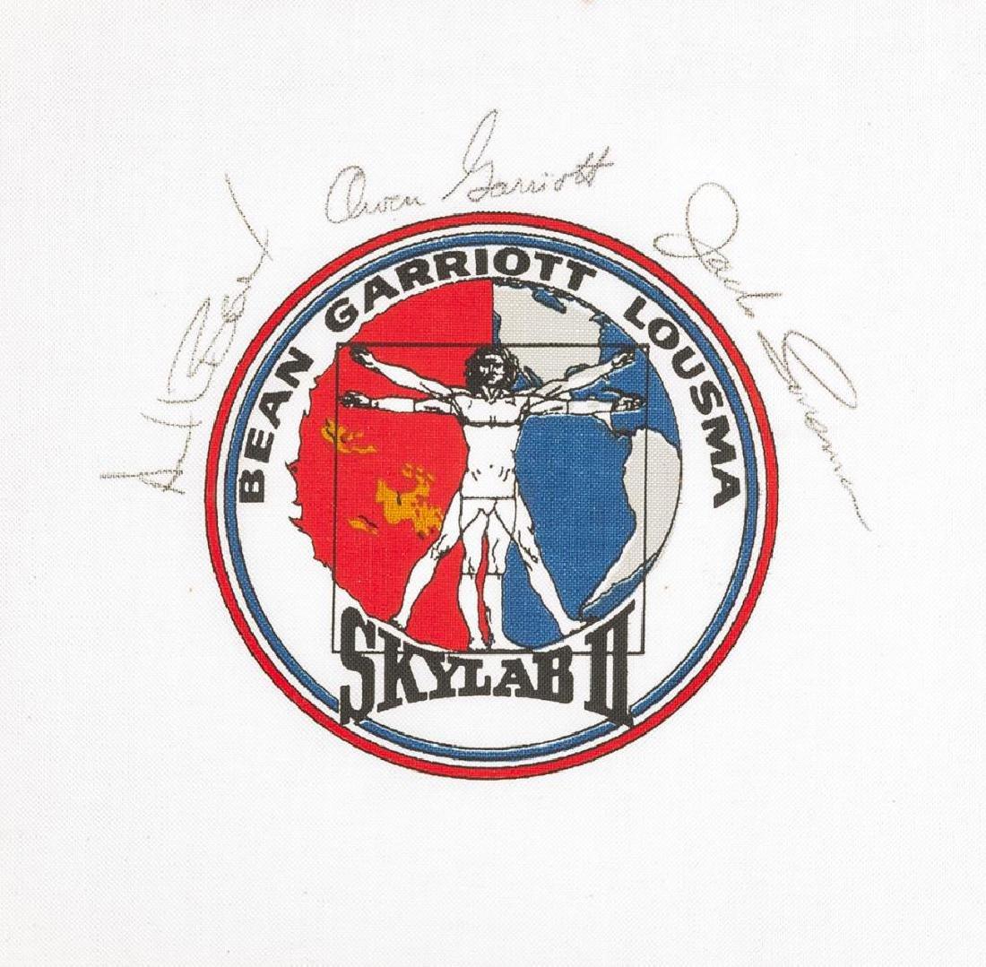 Bean, Garriott, & Lousma, Skylab II Autographs
