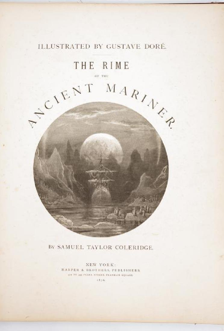 Rime of the Ancient Mariner Illustrated by Dore