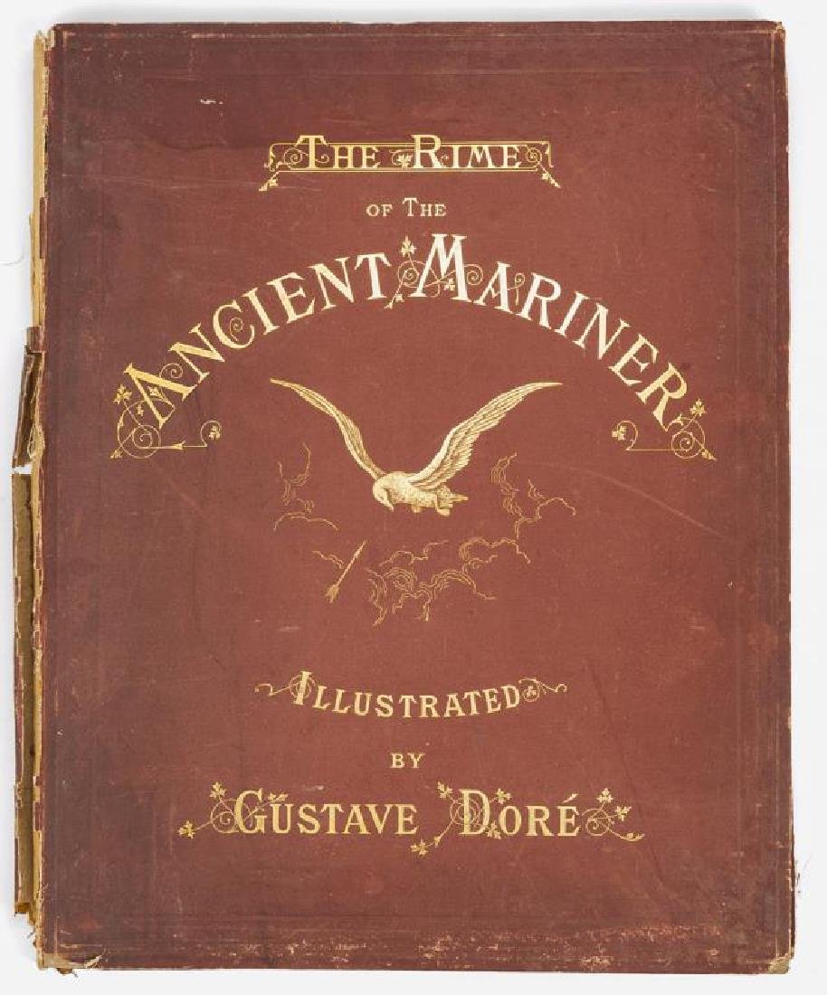 Rime of the Ancient Mariner Illustrated by Dore - 3