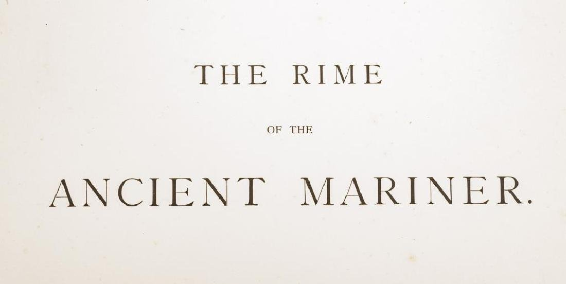 Rime of the Ancient Mariner Illustrated by Dore - 4