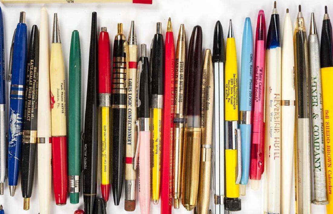 126 Circa 1940s - 1960s Advertising Pens & Pencils - 2