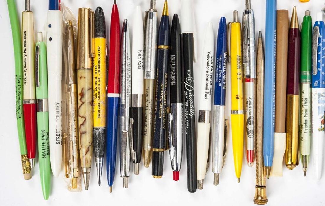 126 Circa 1940s - 1960s Advertising Pens & Pencils - 3