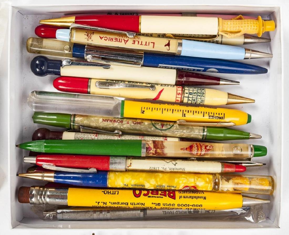 126 Circa 1940s - 1960s Advertising Pens & Pencils - 4