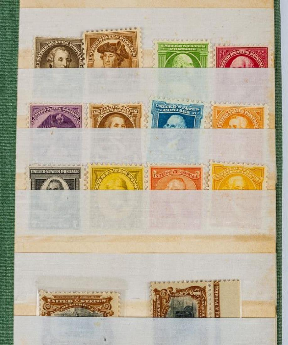 US Stamps Mint and Used - 2