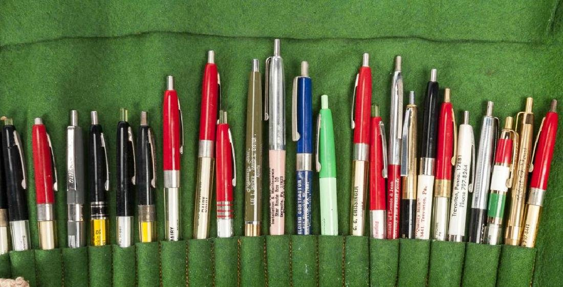 170 Circa 1940s - 1950s Advertising Pens - 4