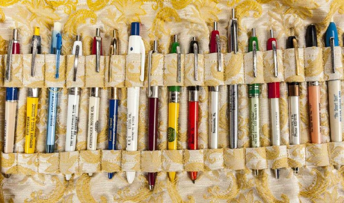 170 Circa 1940s - 1950s Advertising Pens - 6