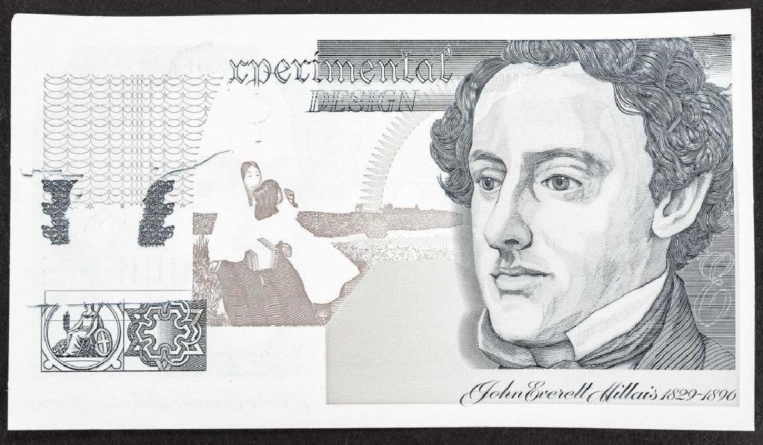 29 Experimental Design Banknote Specimens - 2