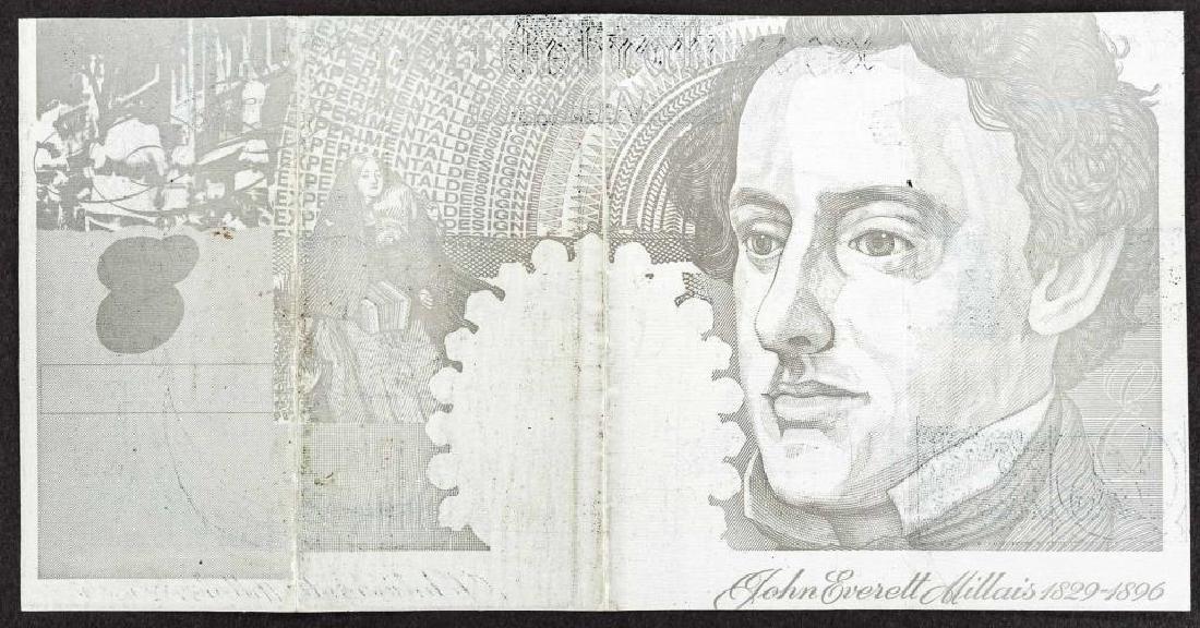 29 Experimental Design Banknote Specimens - 3