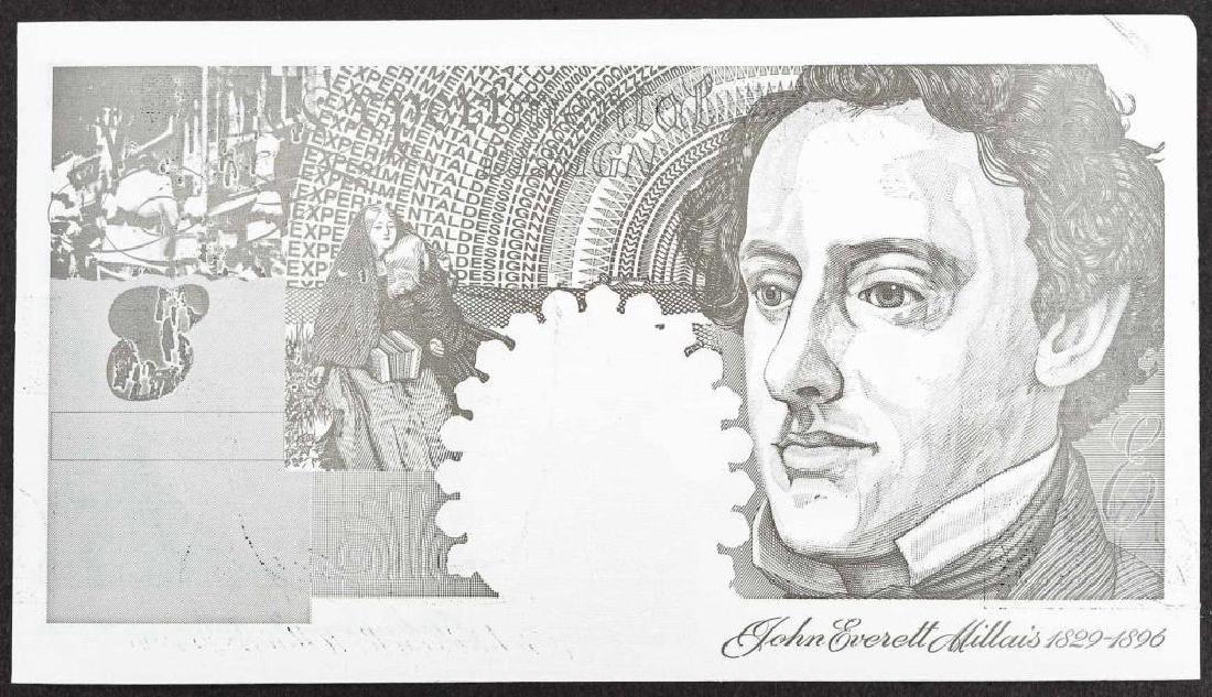 29 Experimental Design Banknote Specimens - 4