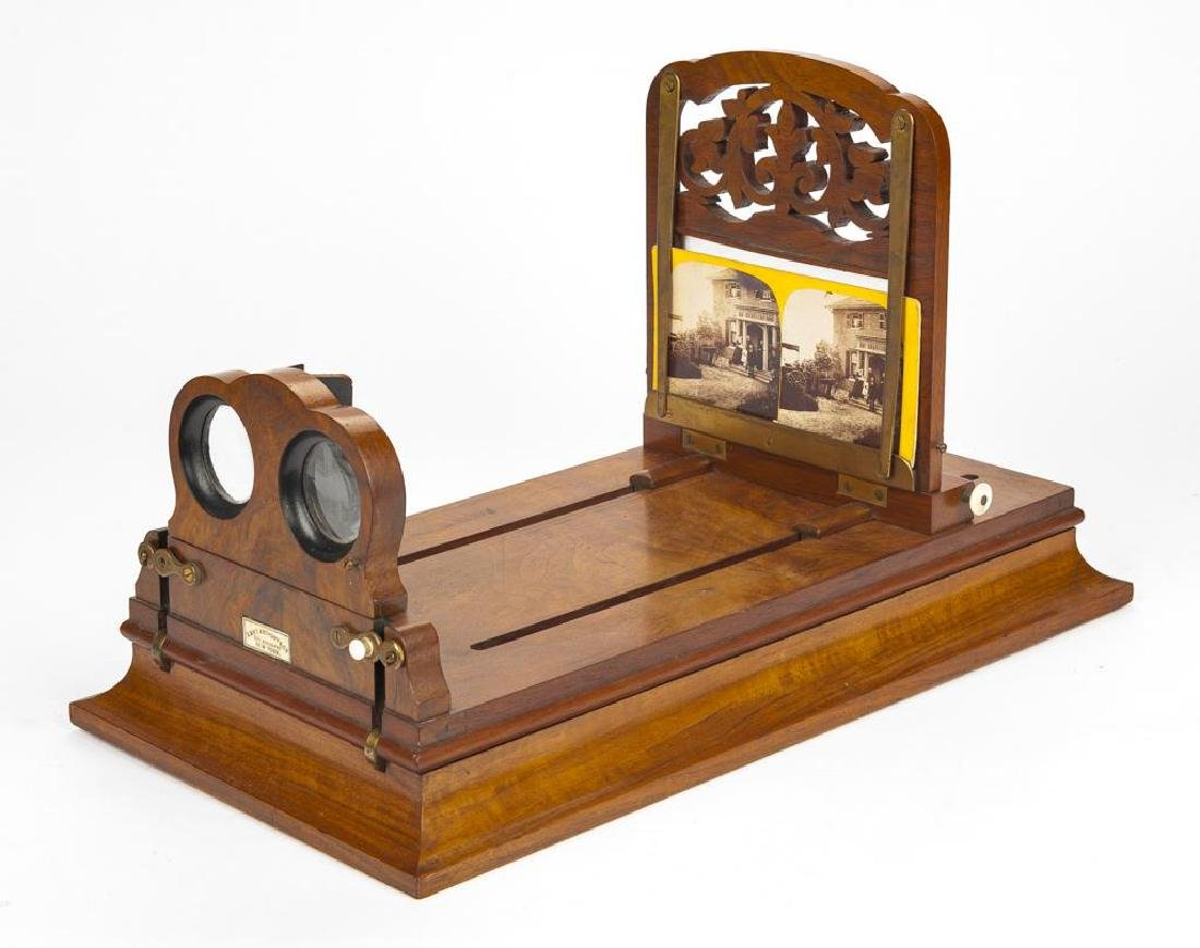 E. & H.T. Anthony & Co. Graphoscope with Card - 3
