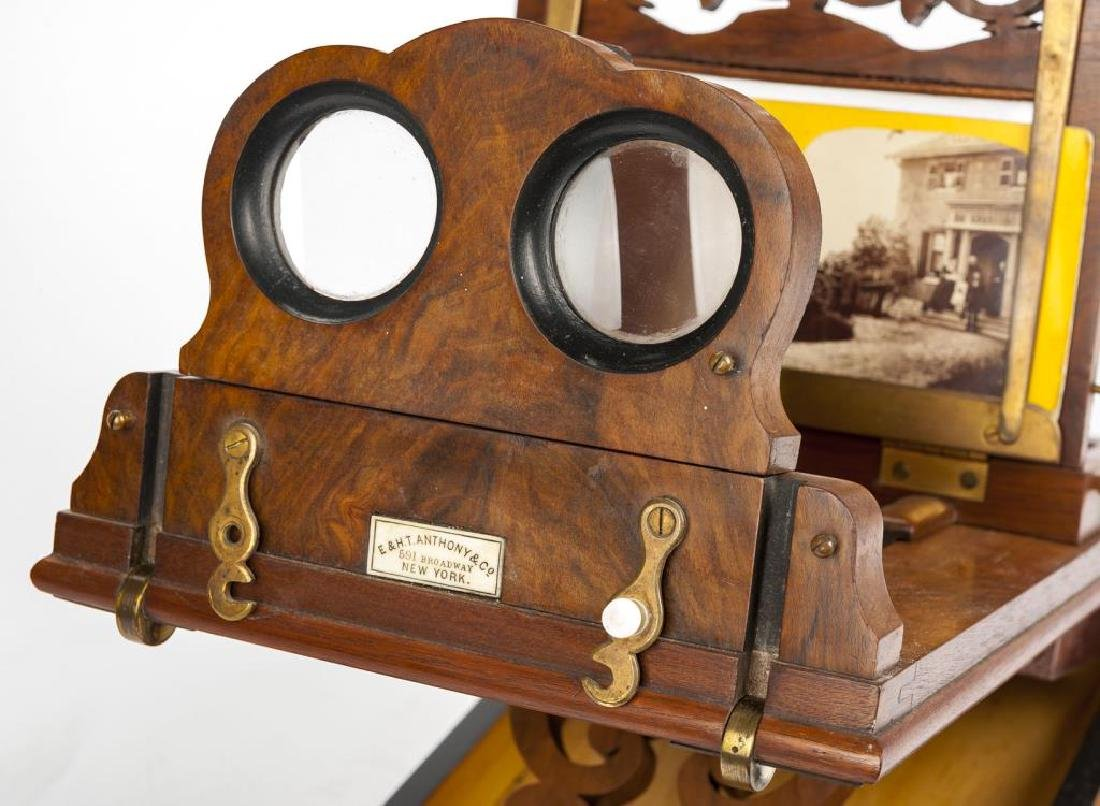 E. & H.T. Anthony & Co. Graphoscope with Card - 6