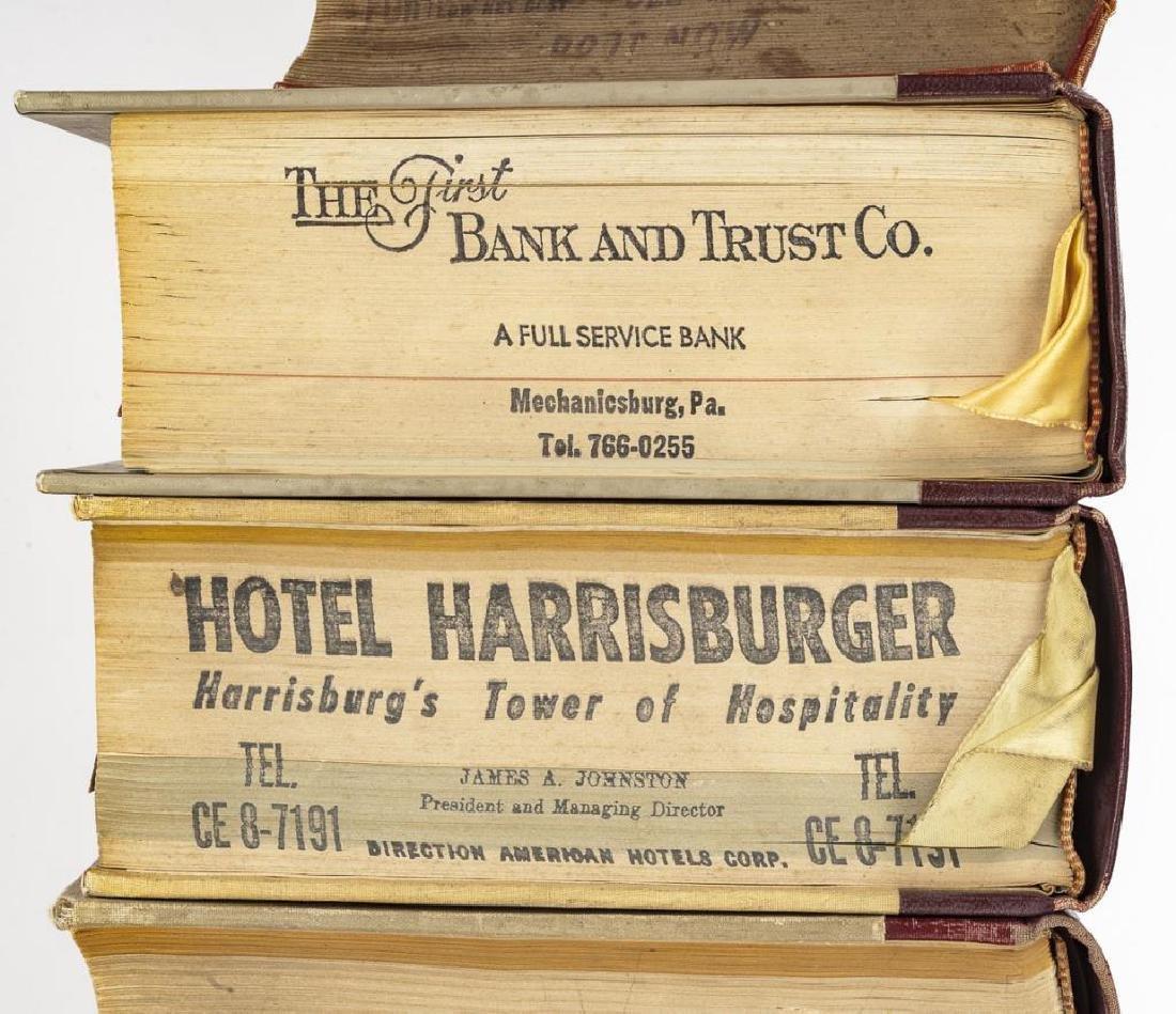 9 Directories of Harrisburg & West Shore Incl Polk - 6