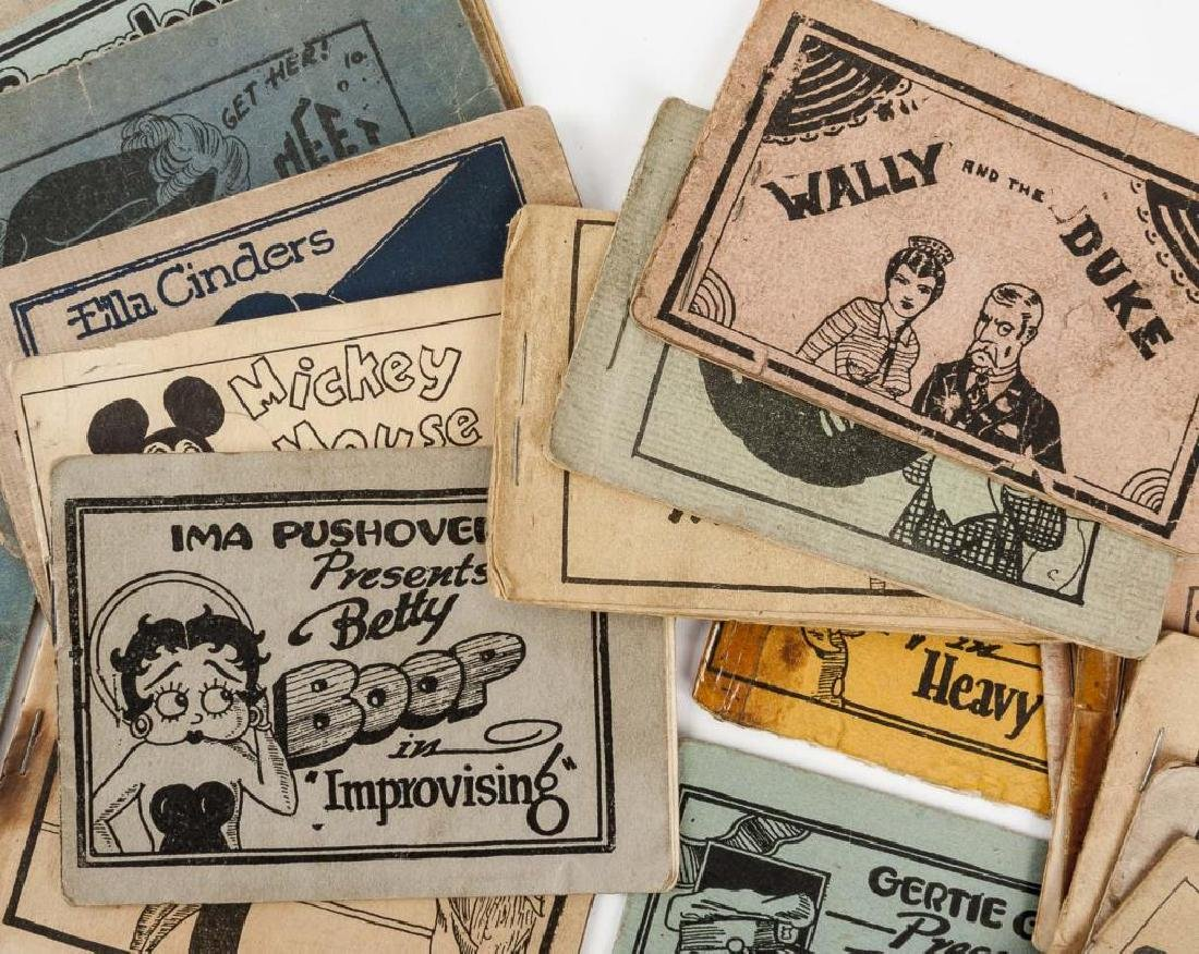 44 Tijuana Bibles incl. Popeye & Mickey Mouse - 2