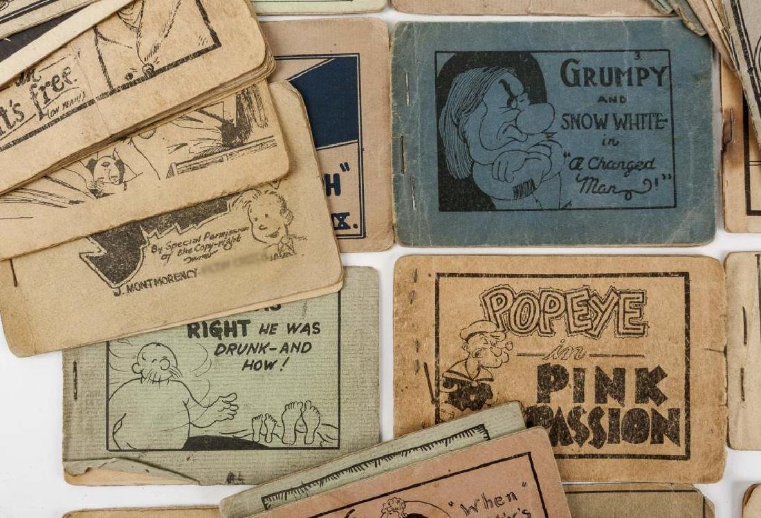 44 Tijuana Bibles incl. Popeye & Mickey Mouse - 3