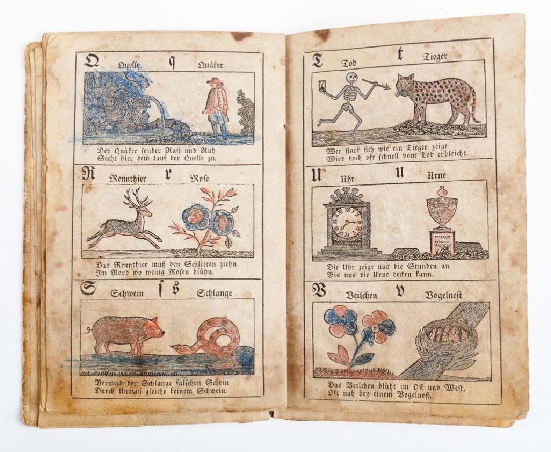 2 19th C. German Books Harrisburg Printings - 10